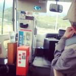 路線バスにゆられて