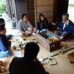 「島の思い出を語る茶話会」を開催しました。