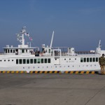 新高速船「こしきしま」就航!