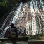 【癒されスポット】いつもは15分滞在の瀬尾観音三滝を1時間かけて思いきり楽しんでみた